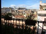 Fabulous 2bed flat in17th C Palazzo heart of Rome