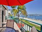 #3265 - WATERFRONT W/ Spacious Terrace!
