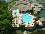 Florida Rental  Resort Golf Comm. July 4th special