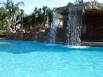 Private Pool 4BR/3BA Gated Resort 5 Min to Disney
