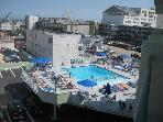1BR Wildwood Penthouse - 1.5 blocks to Award Winning Boardwalk & Morey's Piers