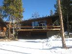 Historical Mountain Ski House -- Perfect Location
