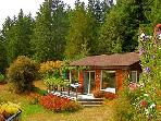 Vacation rental on the Mendocino Coast, California