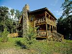 "Cabin ""Kowaliga"" in Beautiful Mentone Alabama!"