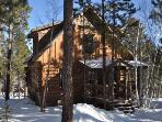Log Cabin Lodge - New Listing!
