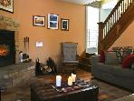 3BR, 4-season Ski House in heart of the Catskills