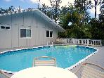 Newly Furnished Private Pool Home in Pahoa