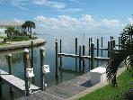 Peaceful Waterfront Condo in Coquina Key South - WiFi & Resort Amenities Included!