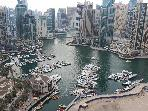Dubai Marina 2 bedroom duplex condo amazing views