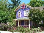 Adorable Purple Victorian - Lic #VR09-0018