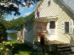 Lakeside Cottage 3 BR Great for Kids & Fishing