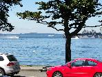 Alki Beach- Majestic views sound, mnts & shipping