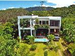Sea-view, private, pool-villa for rent, Koh Lanta