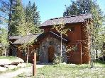 Rock Creek Cottage 5 - Two bedrooms. 2.5 Bath Cottage. Pet Friendly and WIFI.