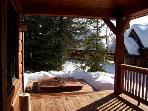 Sawtooth 51 Three Bedroom, Three Bath Chalet. Sleeps 8. Internet. Pet Friendly.