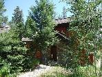 Rock Creek Cottage 4 -Two Bedrooms, 2.5 baths. Sleeps 6. WIFI and Pet Friendly.