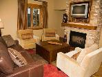 Lodge 201B Two Bedroom, Two Bath Corner Lodge Condominium. Sleeps 6. WIFI.