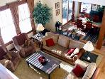 Coldsmoke Chalet - 4 bedroom, 3 Bath custom chalet. Sleeps 10-12. WIFI. Pet Friendly.