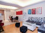 DELUXE 3-Bed 2-Bath SUITE, OPEN VIEW, MTR, CENTRAL