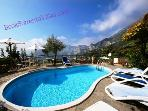 VILLA LEUCOSIA - AMALFI COAST - Montepertuso