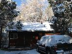 HD cabin, Pet-friendly, WiFi, 5 mi- Big Bear Lake
