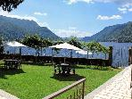 WATERFRONT - LAKE COMO BEACH RESORT  - Felicita`