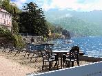 WATERFRONT - LAKE COMO BEACH RESORT - 2 BDRM Villa