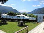 WATERFRONT  VILLA - LAKE COMO BEACH RESORT -  Miya
