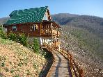 Best Views in the Smokies, 2 MBR, pets welcome