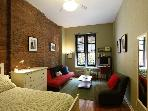 Large Studio in Pre-War East Village Townhouse