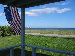 Oceanfront Home - One Minute Walk to the Beach - Beautiful Water Views from Every Window