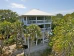Rum Point - 5 BR/3.5 BA Pool-2 Golf Carts/slips