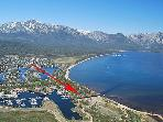 Heavenly Condo in South Lake Tahoe (South Lake Tahoe 3 Bedroom &amp; 3 Bathroom Condo (0249A - 336 Ala Wai, 249))