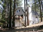 Ideal House with 4 Bedroom & 3 Bathroom in South Lake Tahoe (1786H - 1786 High Meadow Trail)
