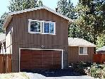Ideal House with 3 Bedroom & 2 Bathroom in South Lake Tahoe (0517C - 517 Cochise)