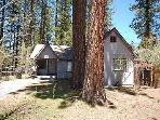 South Lake Tahoe 1 Bedroom-1 Bathroom Cabin (1104L - 1104 Lindberg Avenue)