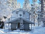 South Lake Tahoe 2 Bedroom & 2 Bathroom House (3384P - 3384 Pine Hill Road)