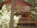 Beautiful family home- deck, pets ok, full kitchen, jacuzzi tub