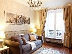 DEC DEAL*Arc Triomphe/Champs Elysees Luxury +WIFI