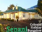 SENANI Colonial Holiday Bungalow - homestay -