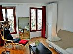 Delightful, renovated studio Montparnasse - P14