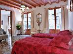 Art Nouveau Luxury apartment,Barcelona city center
