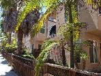 Great condo- 2 balconies, gas BBQ, full kitchen, w/d