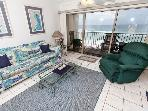 ETW 4001: Beachfront condo with marble bathtubs,WIFI,FREE BEACH SVC