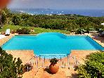 St Tropez Villa - best view on all Cote d'Azur
