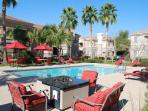 Mesa Resort Style Condo-Gated Community 2BR 2BA