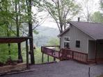 Bella Vista - beautiful view - Clean Cabin with HT
