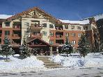 Copper Springs Lodge Premium Ski In/Out 1BR