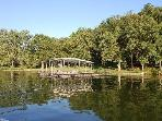 7th NIGHT FREE! Enjoy EMPTY HILL for a Lakefront 24 Acre Nature Retreat!