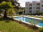 Superb Apartment with pool 200 meters from beach